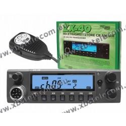 POLMAR - ZX-40 - Multi Channel CB Mobile Transceiver