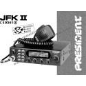 PRESIDENT - JFK-II - Multi Channel CB Mobile Transceiver