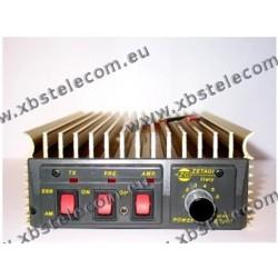 ZETAGI - B-501P - 250 Watt AM/FM - 500 Watt SSB/CW (24 Volt)