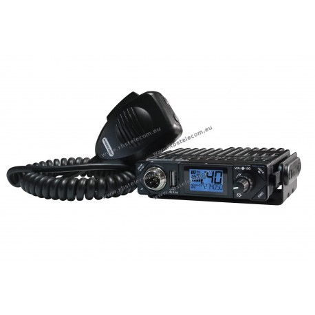 PRESIDENT - BILL - Multi Channel CB Mobile Transceiver