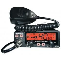 PRESIDENT - BARRY-12/24VOLT - Multi Channel CB Mobile Trans.