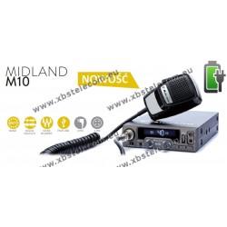 MIDLAND - M-10 - Multi Channel CB Mobile Transceiver