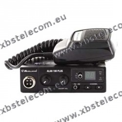 ALAN - 100-PLUSB - Multi Channel CB Mobile Transceiver