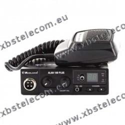 ALAN - 100-PLUSB - Multi Channel CB Mobile Transceiver