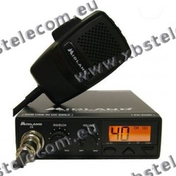 MIDLAND - 38-E - 40 Channel FM radio