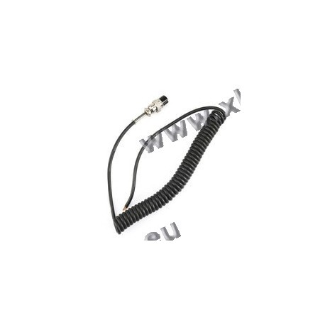 FlexRadio - HM-PRO-Cable - Mic Cable for 8-pin RJ-45 connector