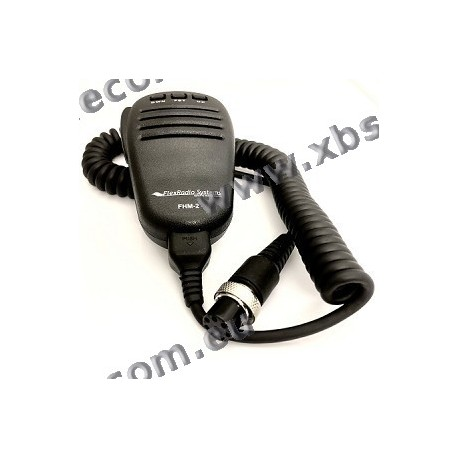 FlexRadio - FLEX-FHM-2 - Hand Microphone