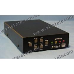 LDG - Z-11PRO-II - Coupleur 125W CW (30W PSK), 100W on 6M