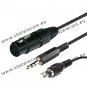 FlexRadio - FLEX-PRO-CABLE-600 - HM PRo to Flex 6400 Series