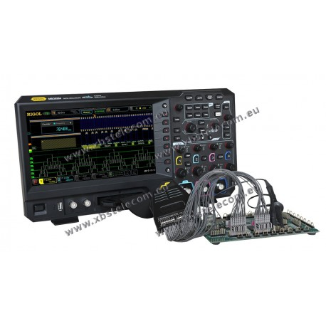 RIGOL - MSO-5072 - Oscilloscope 2x70MHz 8GS/s + 16 voies