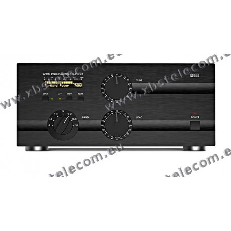 ACOM 1000 160-6m amplifier