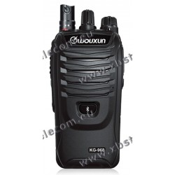 WOUXUN - KG-968 - BLUETOOTH+3200 MAH