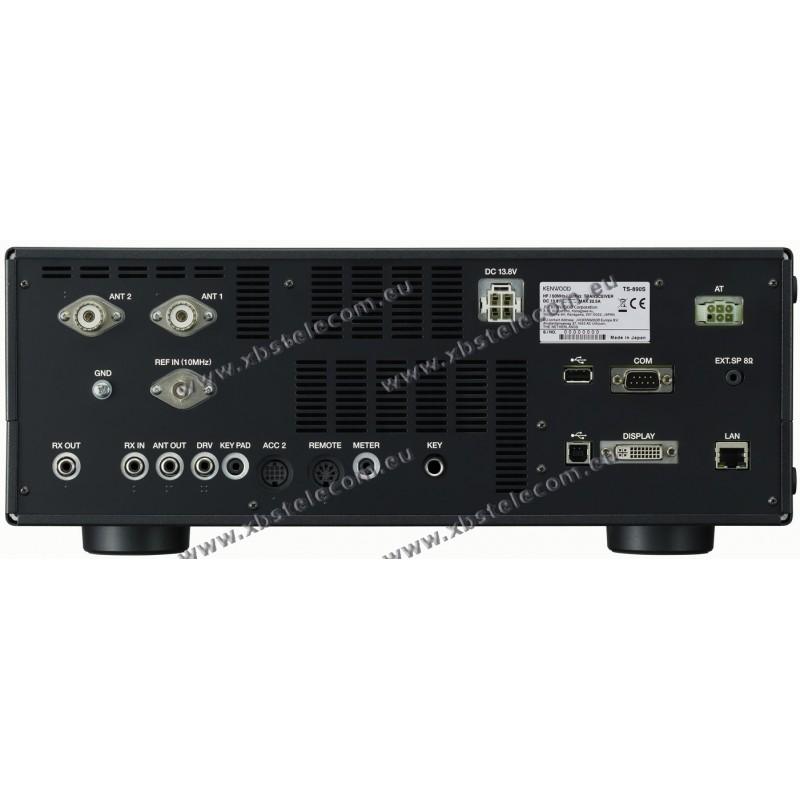 KENWOOD - TS-890S - HF/50MHz/70MHz Transceiver - XBS TELECOM s a