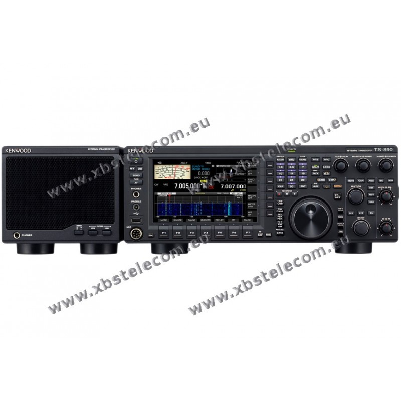 KENWOOD - TS-890S - HF/50MHz/70MHz Transceiver - XBS TELECOM s a