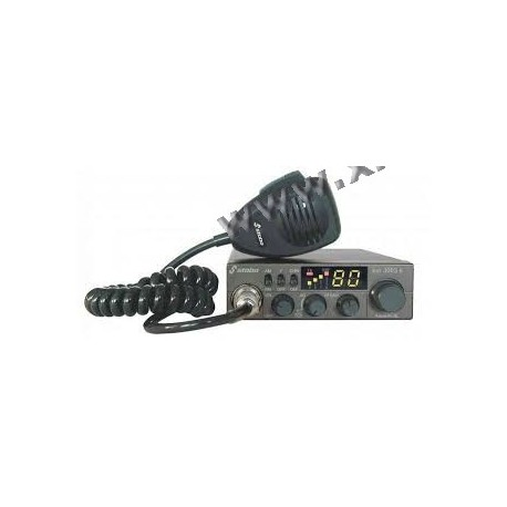 STABO - XM-3003E - MultiChannel CBMobile Transceiver-12/24v.