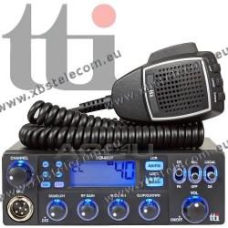 TTI - TCB-881NMULTI - Multi Channel CB Mobile Trans. 12/24v.
