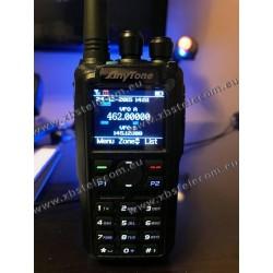 ANYTONE - D-878UV-v2 - VHF/UHF ANALOG.DMR - Bluetooth