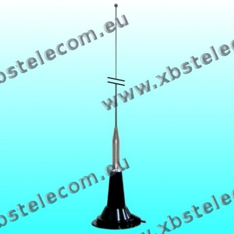 KPO - CB-1176S - 90CM STAINLESS STEEL WHIP+SPRING