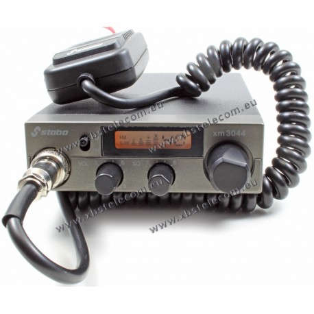 STABO - XM-3044 - Multi Channel CB Mobile Transceiver