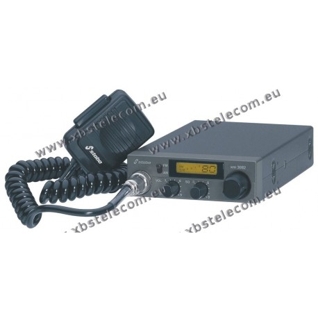 STABO - XM-3082 - Multi Channel CB Mobile Transceiver