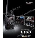 YAESU - FT-3DE - VHF/UHF - FM-C4FM - 5W
