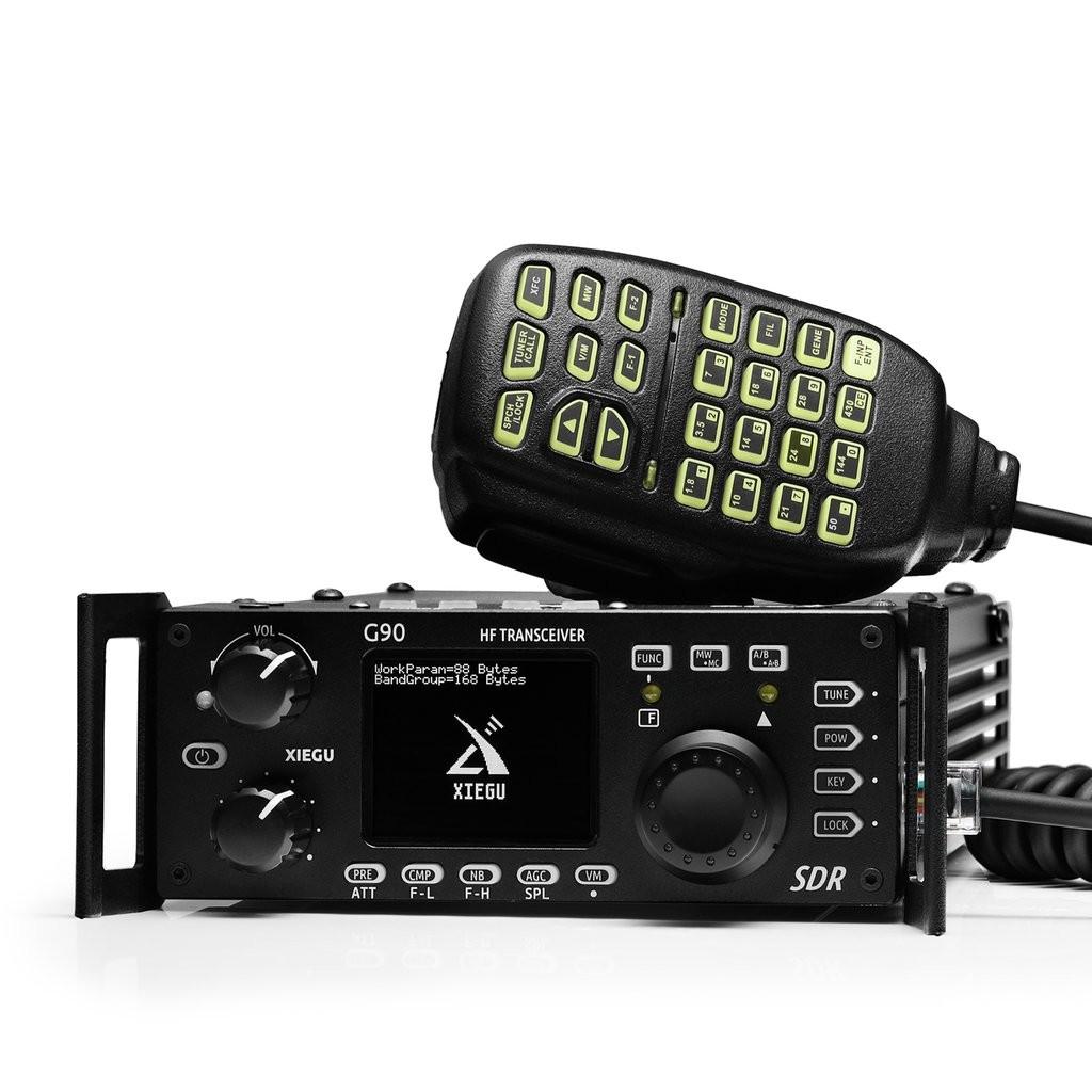 XIEGU G90 - RTX QRP SDR 0 5 - 30 MHz 20 W