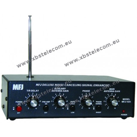 MFJ - MFJ-1026 - NOISE CANCEL/SIGNAL ENHANCER