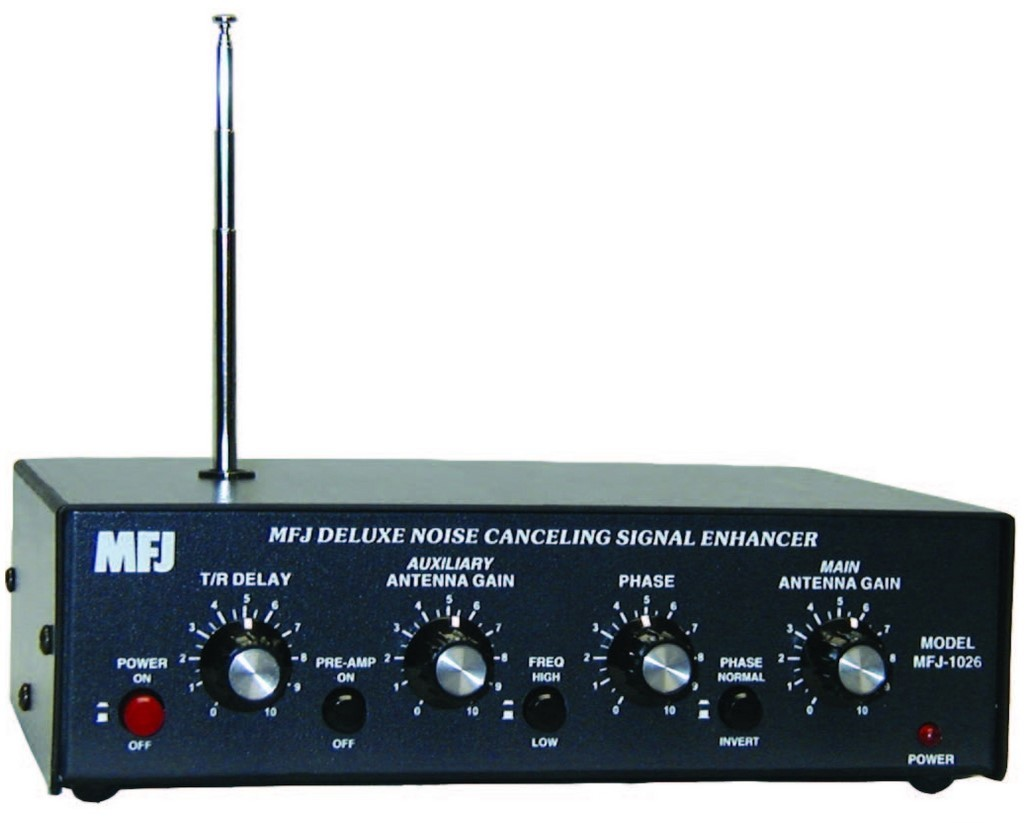 MFJ - MFJ-1026 - NOISE CANCEL/SIGNAL ENHANCER - XBS TELECOM s a