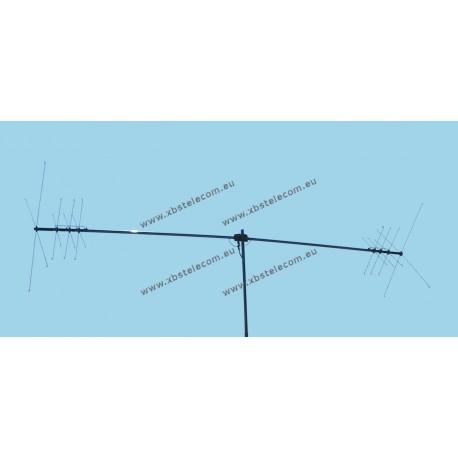 MFJ - MFJ-1785 - dipôle rotatif 20 à 40 et 80 mètres