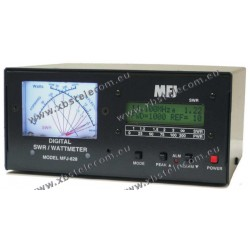 MFJ - MFJ-828 - ROSMETRO WATTMETRO FREQUENZIMETRO DIGITALE 1500 WATT