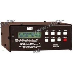 MFJ - MFJ-929 - ANTENNES AUTOMATIQUE - ERO / WATTMETER DIGITAL LCD DISPLAY, 1.8-30MHZ