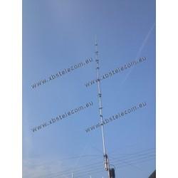 HY GAIN - AV-620 - HF vertical, 6 bandes 20/17/15/12/10/6 M
