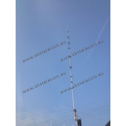 HY GAIN - AV-620 - HF VERTICAL, 6 BANDS 20/17/15/12/10/6 M