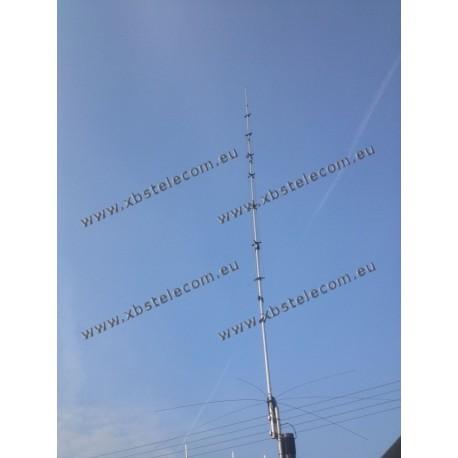 HY GAIN - AV-620 - HF VERTICAL, 6 BANDS 20/17/15/12/10/6 M