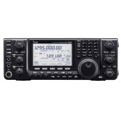 ICOM - IC-9100 - HF/VHF/UHF multi-bandes - HF/50MHz 100W et D-STAR en option