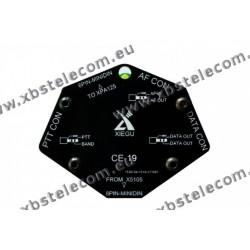 XIEGU - CE-19 - interface CAT et XPA125 de commande linéaire