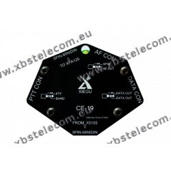 XIEGU - CE-19 - interfaccia CAT e controllo lineare XPA125