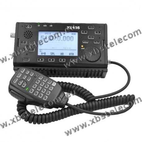 XIEGU - X-5105 - RTX QRP portatile 1-55 MHz 5 W con ATU e DSP