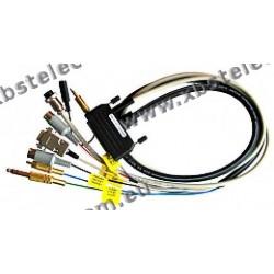 "MICROHAM - DB-15 - Câble de raccordement pour microHAM ""Digi-manipulateur"", ""USB-2"" et ""USB-III"""