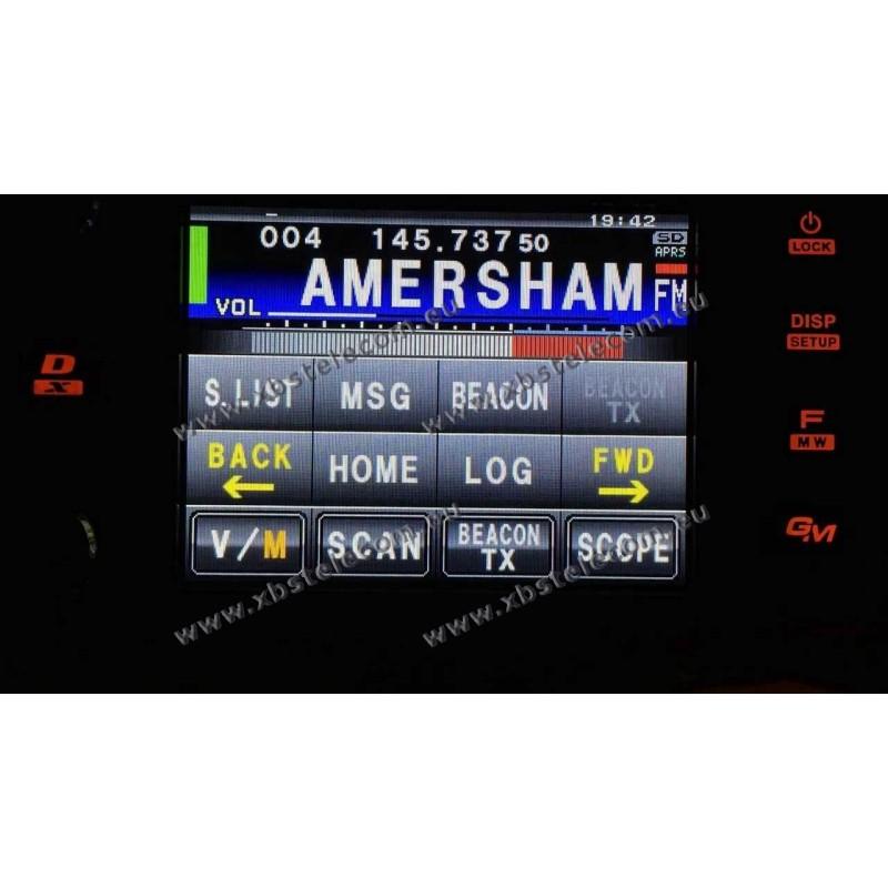 Yaesu - FTM-400XDE - VHF/UHF - C4FM - DIGITAL FUSION - XBS
