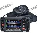 Yaesu - FTM-400XDE - VHF/UHF - C4FM - NUMERIQUE FUSION