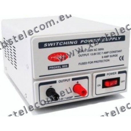 PROXEL - 809 - 9 Power Amp. Max Idéal pour CB