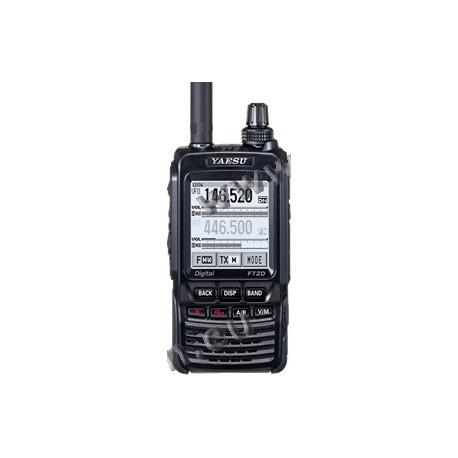 Yaesu - FT-2DE - VHF/UHF - Analog + C4FM - Fusion