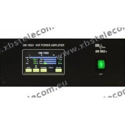 OM POWER - OM-1002PLUS - VHF Amplifier for