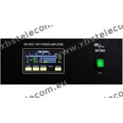 OM POWER - OM-2002PLUS - Amplificateur de puissance
