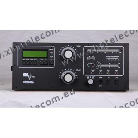 OM POWER - OM-2500A - Amplificatore lineare