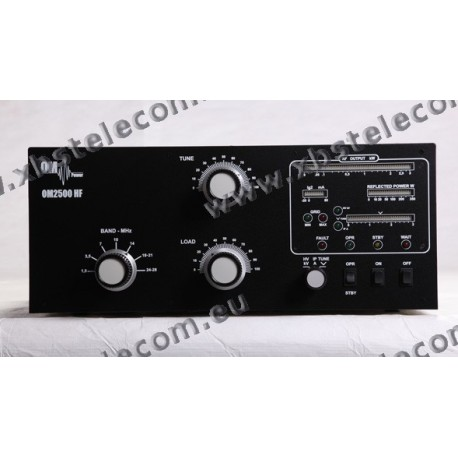 OM POWER - OM-2500HF - Amplificatore lineare