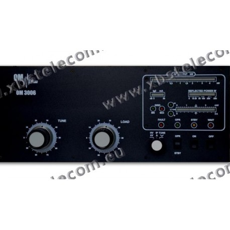 OM POWER - OM-3006 - Ampificatore linéaire