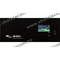 OM POWER - OM-4001A - Amplificateur automatique 160-10 mètres avec LAN, 4 KW