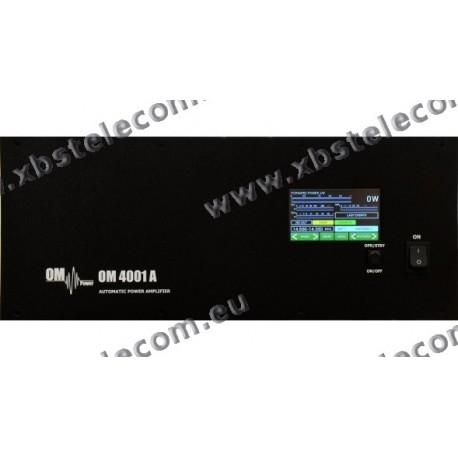OM POWER - OM-4001A - Amplificatore automatico 160-10 metri con LAN, 4 KW